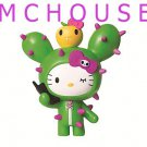 7-11 HK Sanrio Hello Kitty Tokidoki Wonderland Figurine no.1 Cactus Kitty