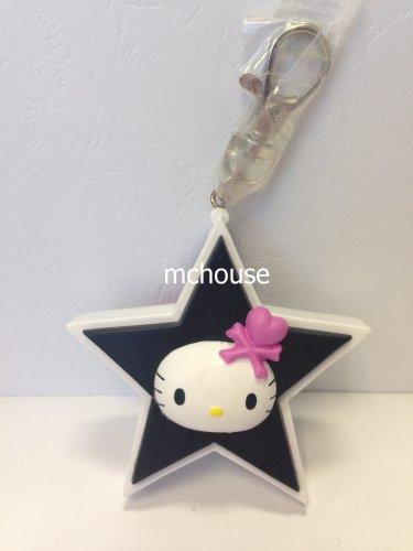 7-11 HK Sanrio Hello Kitty Tokidoki Wonderland Figurine Star Kitty Keychain