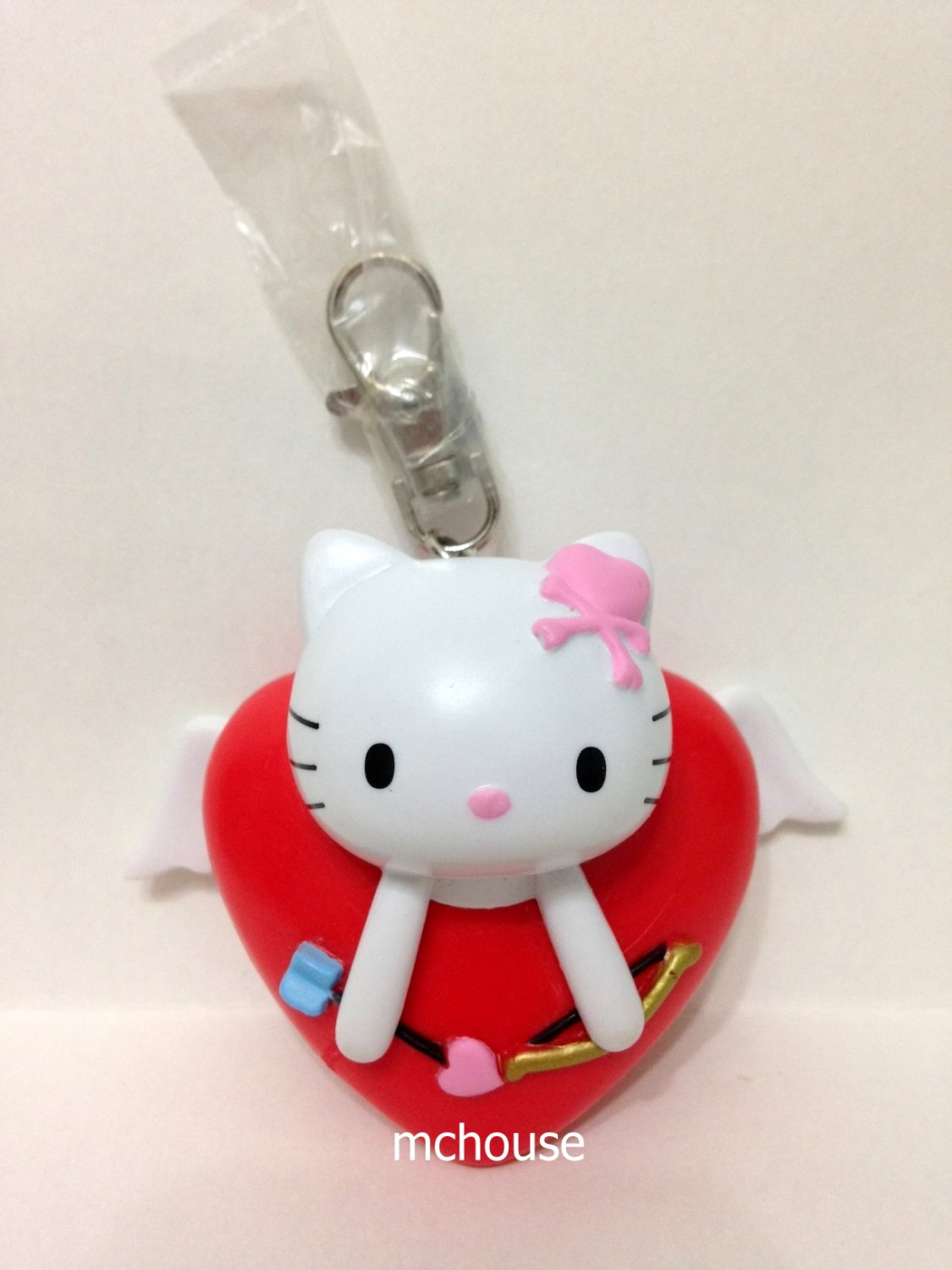 7-11 HK Sanrio Hello Kitty Tokidoki Wonderland Figurine Cupid Kitty