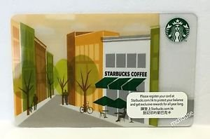 Starbucks Coffee Hong Kong Coffee Shop Gift Card