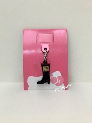 7-11 HK Sanrio 35th Hello Kitty Charms Pendant Collection Boots