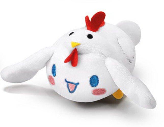 7-11 HK Sanrio Hello Kitty & Friends Animal Carnival Plush Strap Doll Cinnaromoll