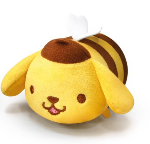 7-11 HK Sanrio Hello Kitty & Friends Animal Carnival Plush Strap Doll Pompom Purin