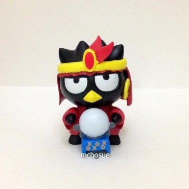 7-11 HK Sanrio 40th Anniversary Hello Kitty & Friends Hello Party Figurine Bad badtz-Maru with ball