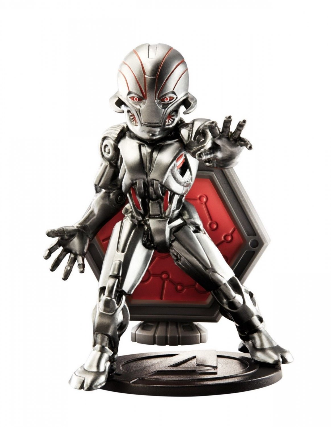 7-11 HK Marvel Avengers Heros Age of Ultron Figurines - Ultron