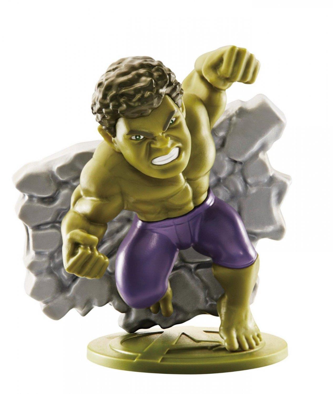 7-11 HK Marvel Avengers Heros Age of Ultron Figurines - Hulk