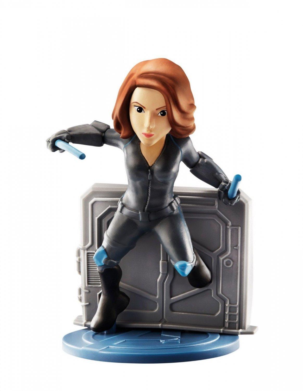 7-11 HK Marvel Avengers Heros Age of Ultron Figurines - Black Widow