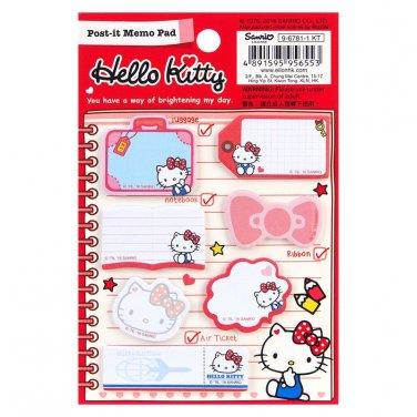 Sanrio Hello Kitty Mini Post-it Memo Pad