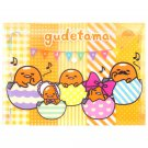 Sanrio Gudetama Easter Egg A4 Document Bag