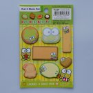 Sanrio Keroppi Sticky Note Post-it Memo Pad