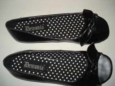 DEMONIA DAISY-63 SHOES Sz 7 NEW