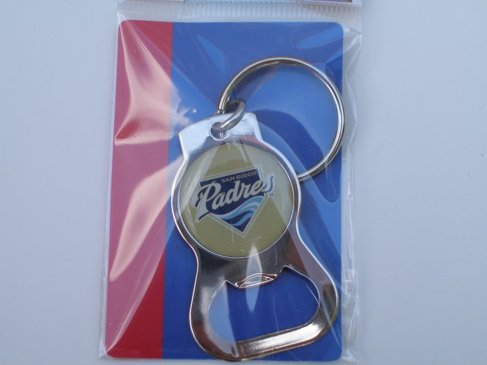 San Diego Padres Bottleopener Keychain