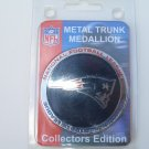 New England Patriots Metal Trunk Medallion