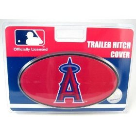 Anaheim Angels Plastic Trailer Hitch Cover