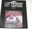 Colorado Avalanche Premium Paperboard Coaster Set