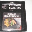 Chicago Blackhawks Premuim Paperboard Coaster Set