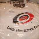 Carolina Hurricanes Fringed Pullover Baby Bib