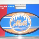 New York Mets Plastic Trailer Hitch Cover