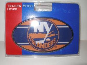New York Islanders Plastic Trailer Hitch Cover