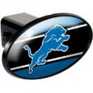 Detroit Lions Plastic Trailer Hitch Cover