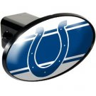 Indianapolis Colts Plastic Trailer Hitch Cover
