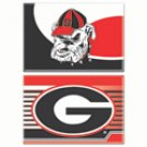 University of Georgia 2 pk Fridge Magnets