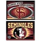 Florida State University 2 pk Fridge Magnets