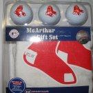 Boston Red Sox Golf Set
