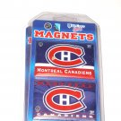 Montreal Canadiens 2 pk Magnets