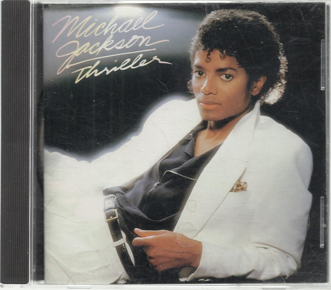 Michael Jackson - Thriller - R&B Soul CD