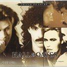 Hall & Oates - Triple Feature - 3 CD's Rock / Pop