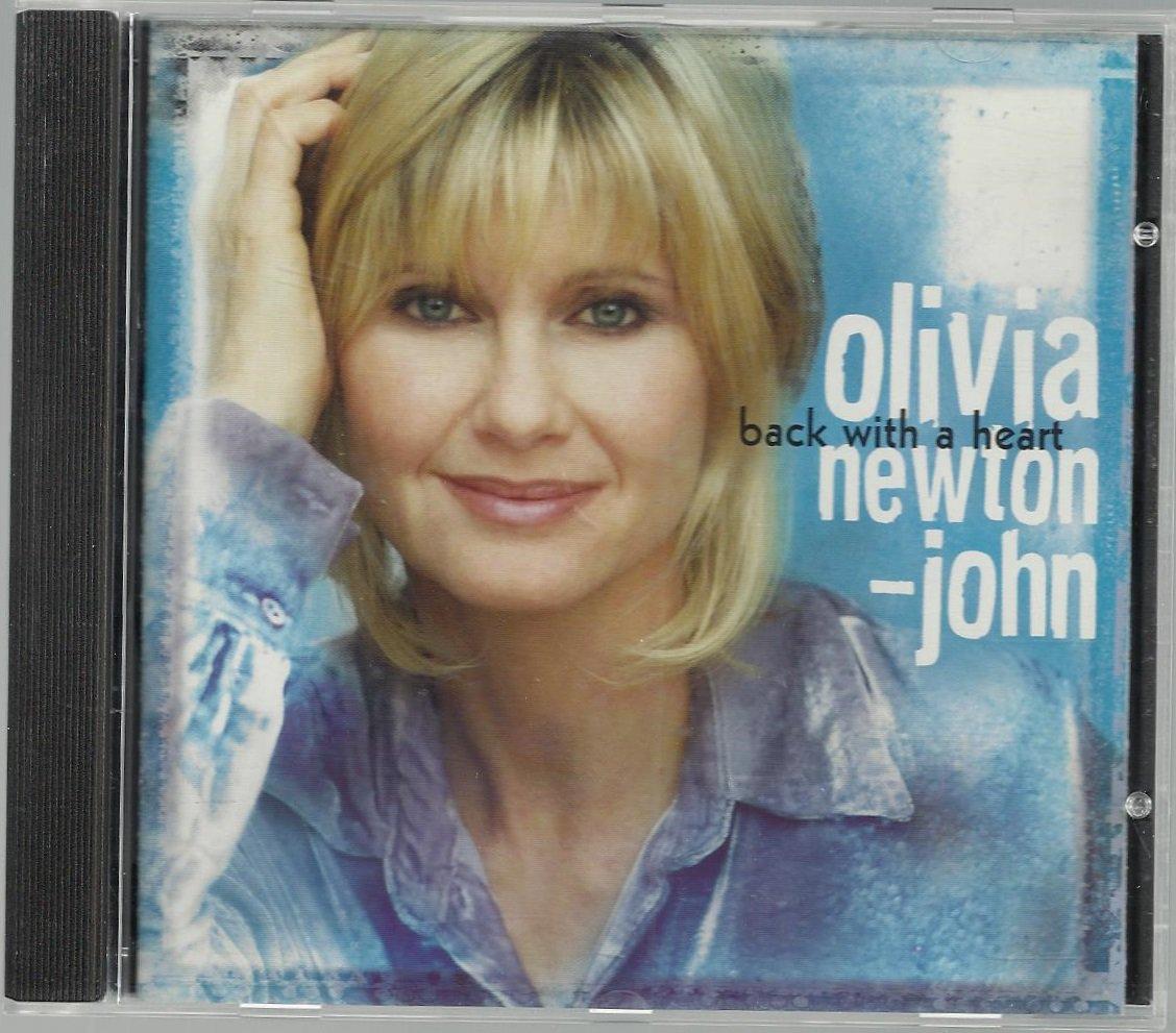 Olivia Newton John - Back With A Heart - Pop CD