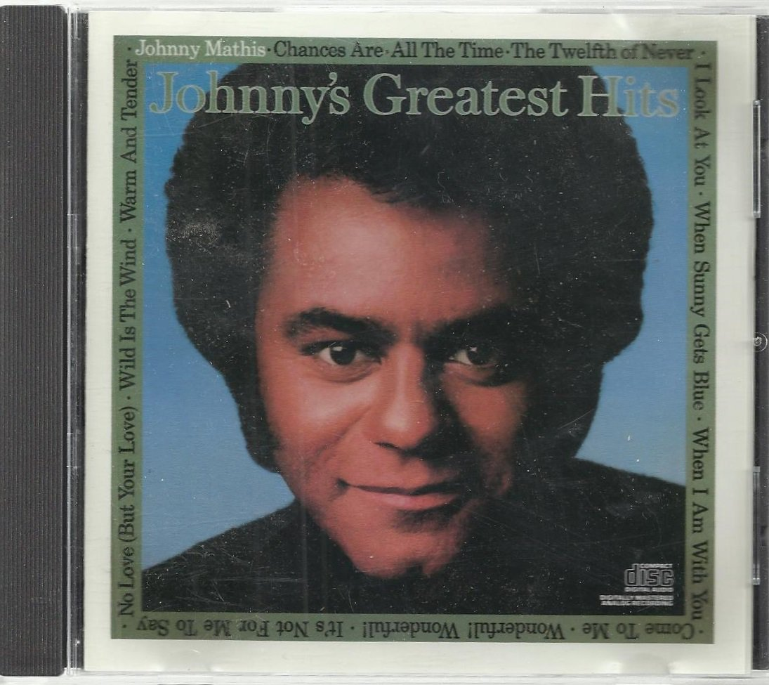 Johnny Mathis - Hits - Pop CD