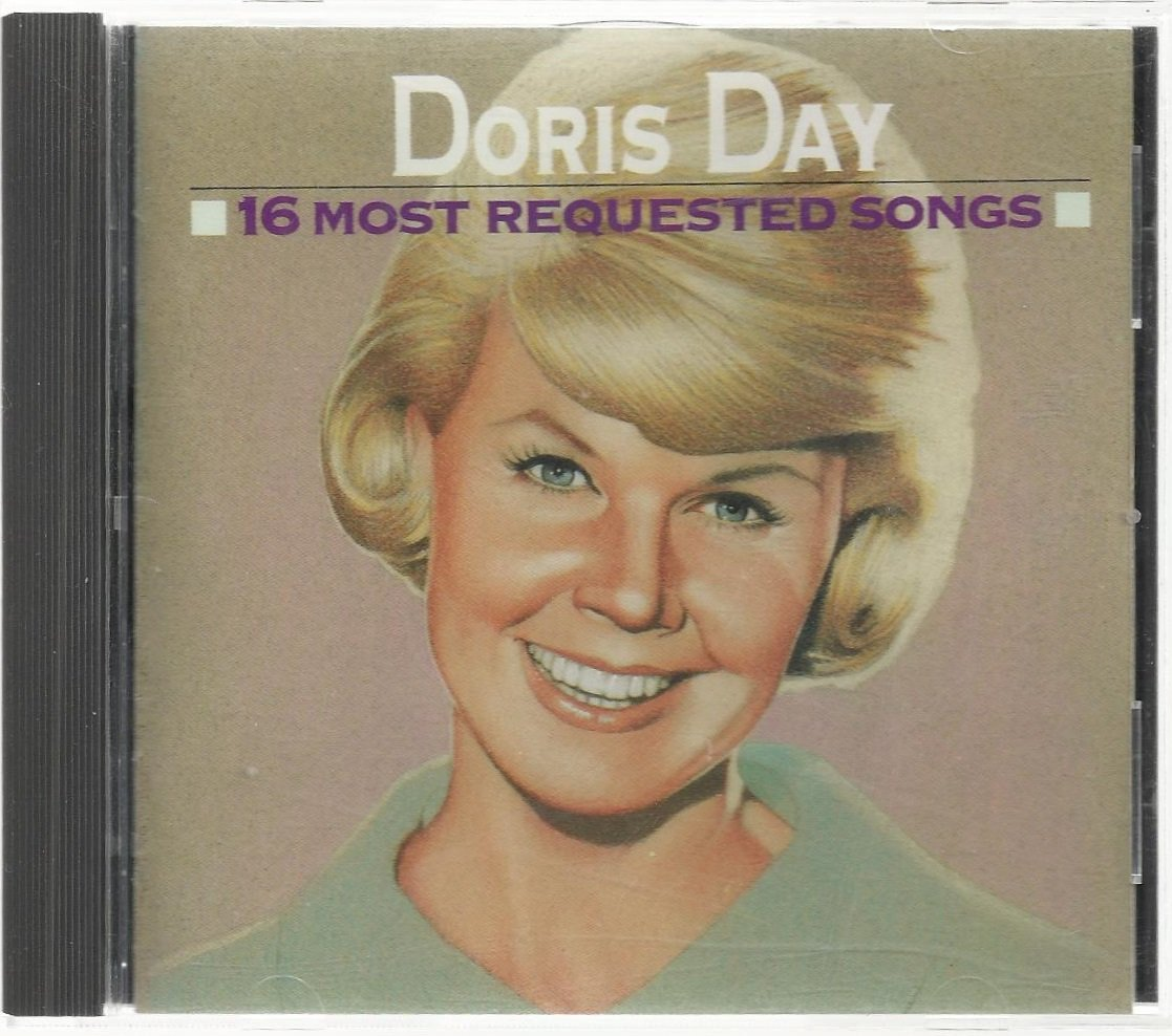 Doris Day - 16 Most Requested Songs - Pop CD