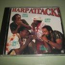 James Cotton  Junior Wells  Carey Bell  Billy Branch - Harp Attack- BLUES  CD