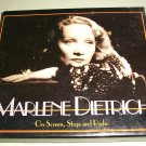 Marlene Dietrich - On Screen Stage And Radio - 2 CD's