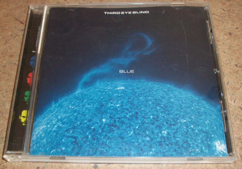 Third Eye Blind - Blue - Pop / Rock CD