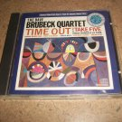 The Dave Brubeck Quartet - Time Out - Take Five - Jazz   CD