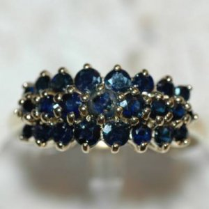 2.25 Carat Sapphire Ring