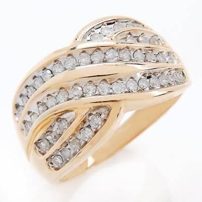 0.75 Carat Diamond Ring