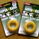 2  Insect Repelling Super Bad Super Bands