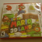 Super Mario 3d land New   (Brand New)
