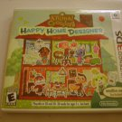 Animal Crossing Happy Home Designer 3ds  (Complete)