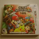 Super Smash Bros  3ds Original Print (Complete)