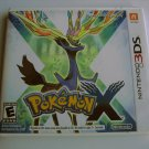 Pokemon X 3ds (Complete)