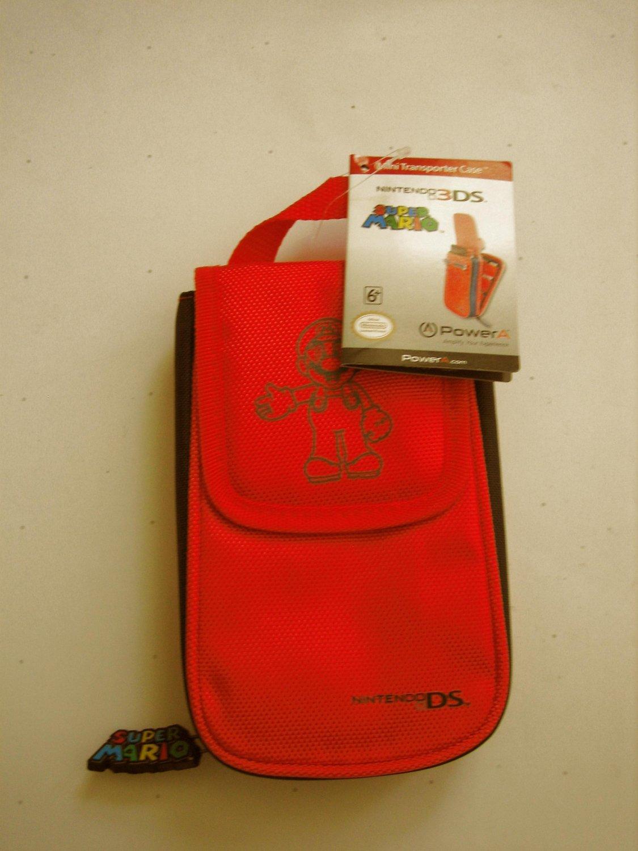 New Power A Mario 3ds Mini Transporter case