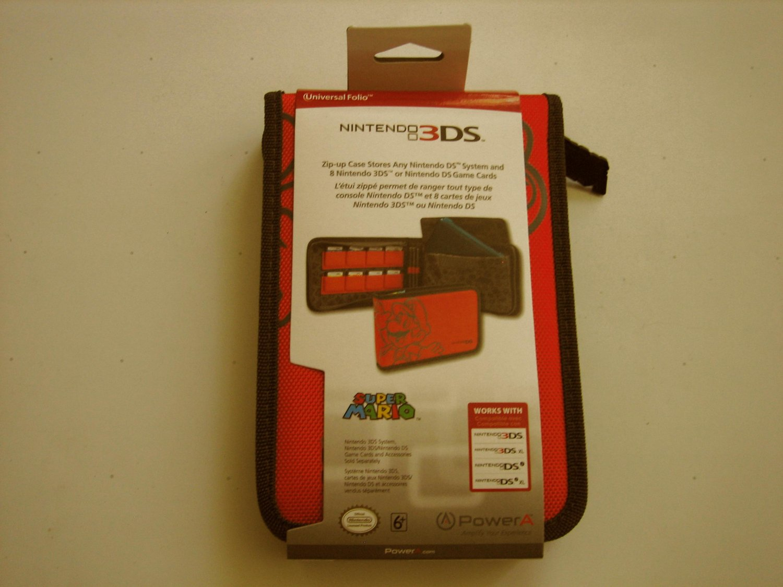 New Power A Mario Universal Folio (Red)