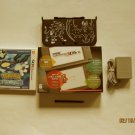 Nintendo New 3DS XL Black w Pokemon Alpha Sapphire  & More !!