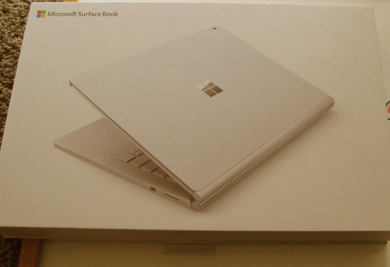 """""""New"""" Condition 128gb Surface Book w Mouse, Warranty & More!!!"""