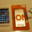 64gb Golden  Z2 Force  Sprint/Ting w Warranty  & More!!